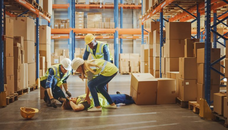 Business Casual: Workplace Injuries Hurt Families Too