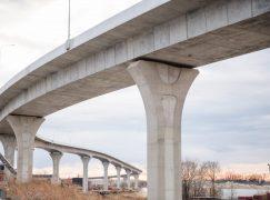 Cline Avenue Bridge Begins Deck Overlay Project