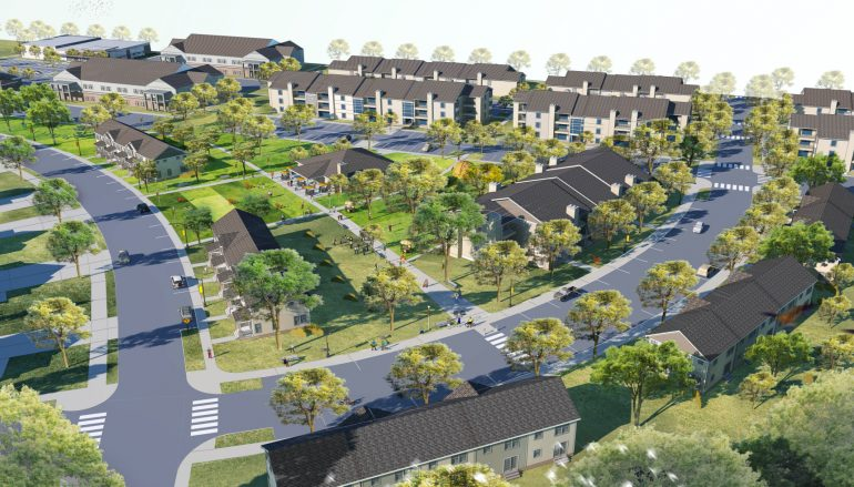 Fort Wayne Names Project Team for $50M Development