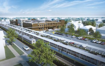 Doubling Down – $491M South Shore Line Rail Project is Rolling