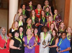 Celebrating the 10th-Annual Influential Women Award Recipients